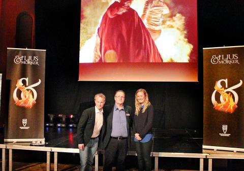 I Ljus & Mörker - en av Sveriges största musikaluppsättningar