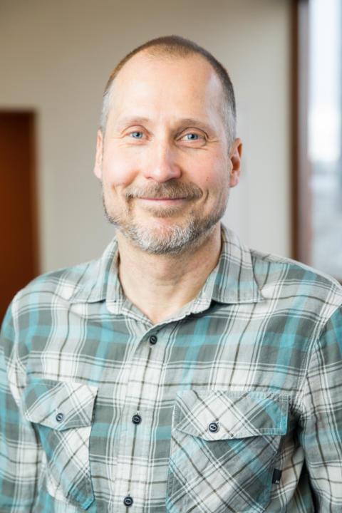 Jukka Törrönen, Institutionen för folkhälsovetenskap. Foto: Niklas Björling/Stockholms universitet