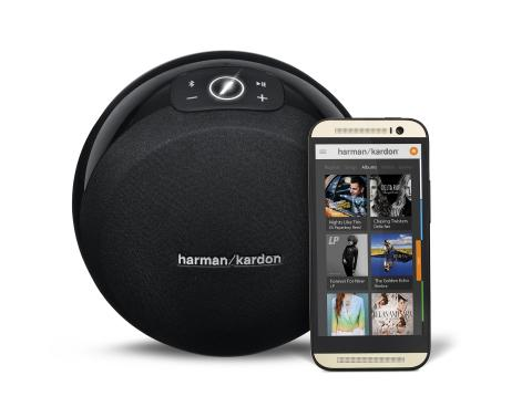 Harman Kardon Omni 10 Black