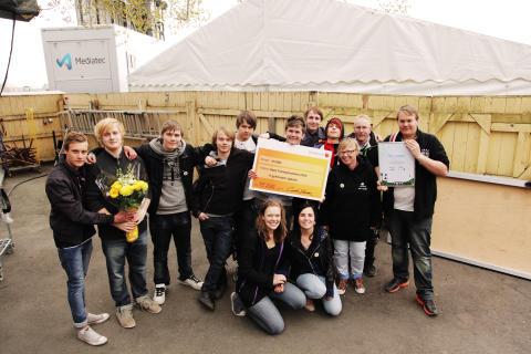 IT-gymnasiet i Uppsala prisas för sina insatser mot mobbning