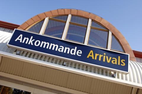 Ryanair startar trafik från Jönköping till Barcelona