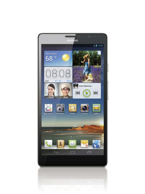Huawei Ascend Mate - FRONT 1