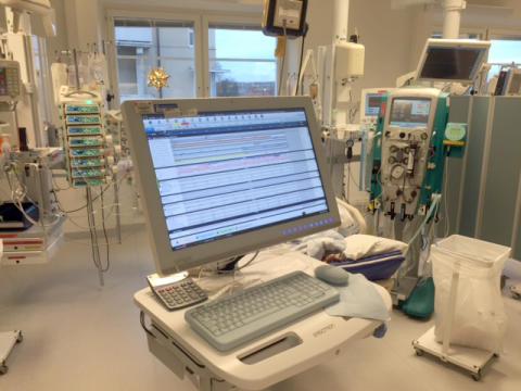 Akademiska först med sammanhållet IT-system för patientdata inom anestesi och intensivvård