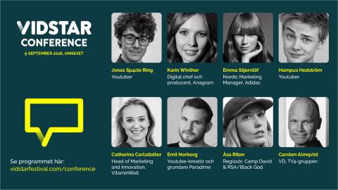 Annonsörer kan bota sin digitala ångest på VidStar Conference