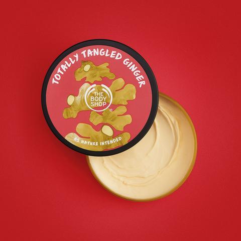 stabil kvalitet designer mode varm försäljning online Ginger Body Butter - The Body Shop