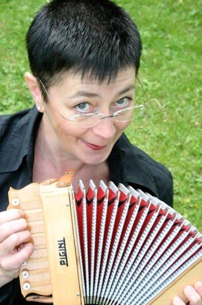 Anita Agnas årets dragspelare