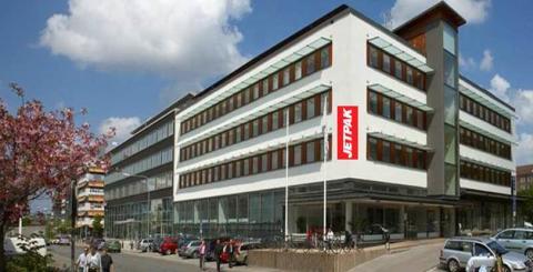 Jetpak flyttar huvudkontoret till Arenastaden, Solna