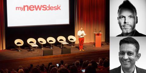 Edelman and Stroke Association announced as speakers for Mynewsdesk event