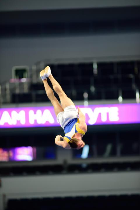 Oscar Smith, World Cup i Minsk