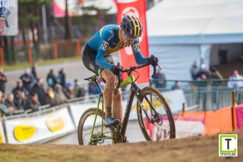 Varberg är redo för SM i Cykelcross 2020