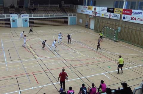 Uefa futsal cup till Uddevalla