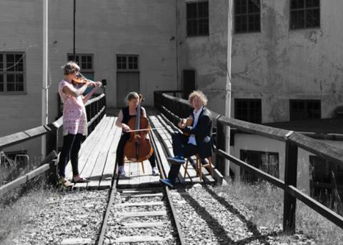 Kapell Malén ger konsert i Aggershus