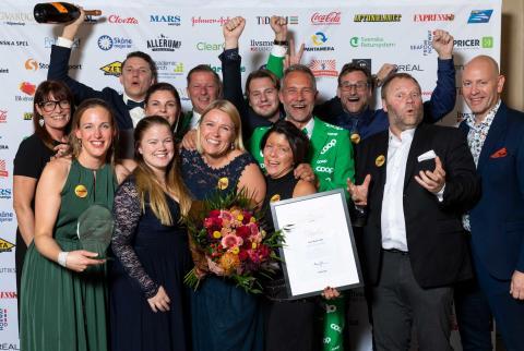 Årets butik 2019: Grattis, Stora Coop Visby!