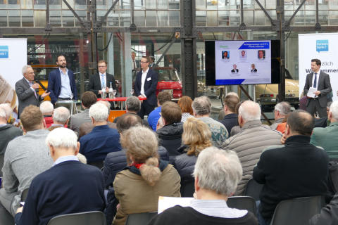 AT DUS 2018_Podiumsdiskussion