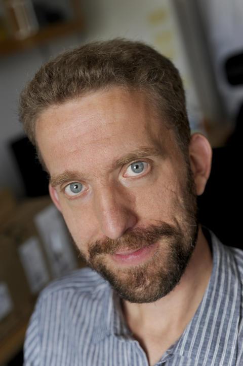 David Engblom, docent, neurobiologi