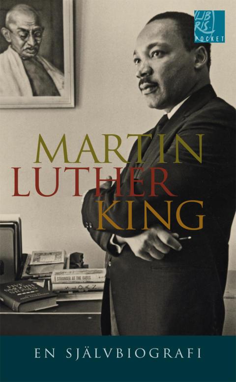 Omslagsbild, Martin Luther King