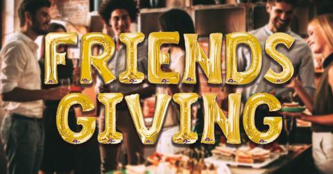 Friendsgiving – en högtid med fokus på vänner