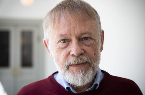 Arkæolog Poul Otto Nielsen modtager den prestigefyldte Westerby-pris