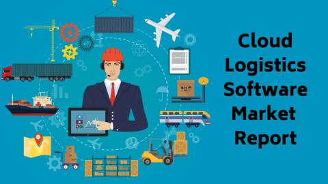 Cloud Logistics Software Market 2019-2027 with Major Eminent Key Players as Bwise, EMC Corporation, Fidelity National Information Services, IBM Corporation, MetricStream