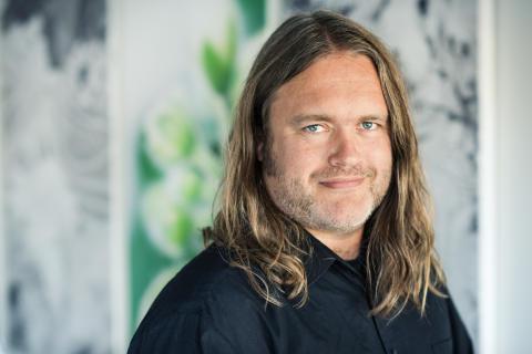 Lars Brede Johansen, Utviklingssjef
