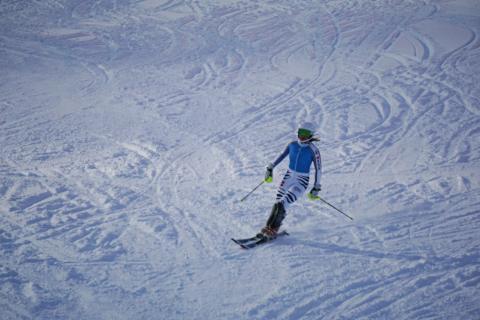 Louise Jansson - Alpin skidåkning