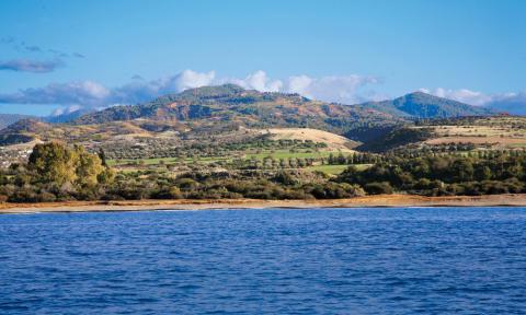 Uusia golfkenttiä Kyprokselle
