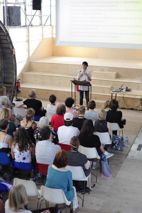 Opening Festivalcampus_Jana Mila Lippitz_ruhrtriennale2018