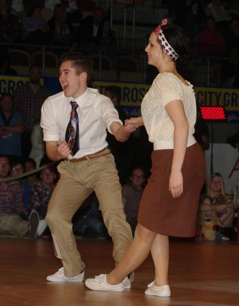 Danssport: Stor trupp till VM i Fauske, Norge, 22 september