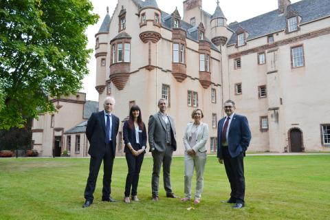 Rural tourism focus at Fyvie event