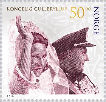 2. plass  i klassen for beste håndgraverte frimerke 2018