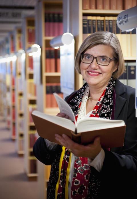 Astrid Söderbergh Widding ny rektor vid Stockholms universitet