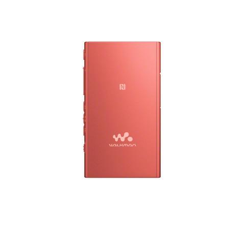 WALKMAN_NW 45_von Sony_rot_7