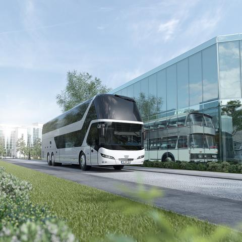 Busser fra MAN og Neoplan vil fremover være dækket af MANs kvalitetscertificering