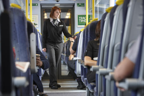London Midland named 'most improved' for customer service