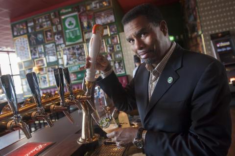 Garrett Oliver, Brewmaster Brooklyn Brewery