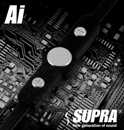 SUPRA lanserar Artificiell intelligensteknologi