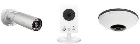 Nya IP-kameror för företag hanteras enkelt via mobilen