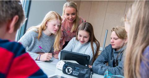 Bli en mer energieffektiv lærer i en travel skolehverdag