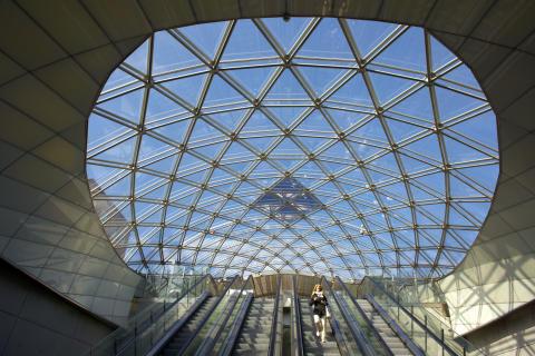 Triangelns station, Malmö