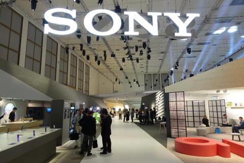 Sony presenta sus nuevos productos en IFA 2018