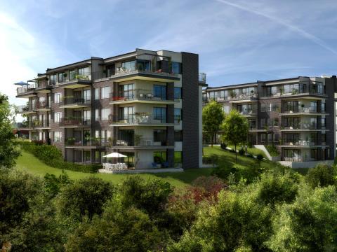 Pressinbjudan: Första spadtaget för nya seniorbostäder i Båstad