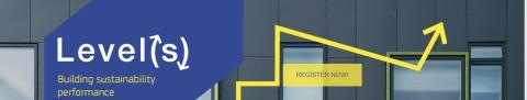 Vil du være med å løfte rapportering av bærekraftige bygg i Europa?