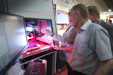 Automatiserad produktion viktigaste framtidsfaktorn för svensk industri
