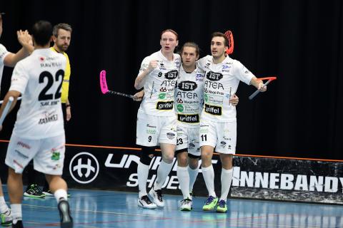 Växjö, Jesper Sankell, Manuel Engel, Manuel Maurer