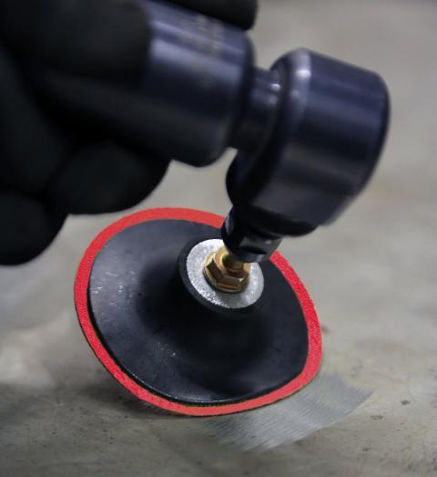 Norton Red Heat kvickrondeller - Användning 2