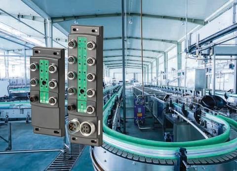 SmartWire-DT-blokmoduler åbner for nye muligheder for at øge effektiviteten af perifert udstyr til maskin- og systembyggere