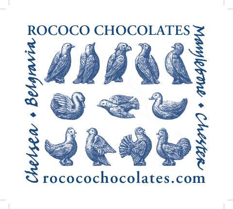 Ung rebellisk konstskolestudent förändrade hela den brittiska chokladindustrin