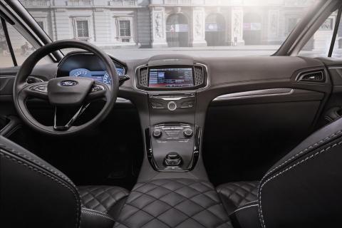 S Max Vignale >> Ford S Max Vignale Konseptiauton Sisatilat Oy Ford Ab