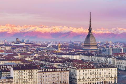 Fler skidorter nås med direktflyg till Turin från Arlanda