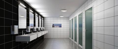 Fino LED – decorative illumination of mirrors